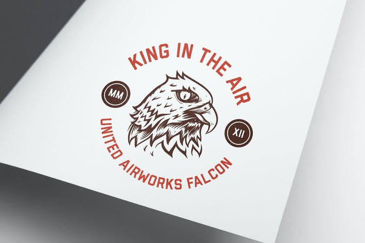 Cover Image For Eagle Logo
