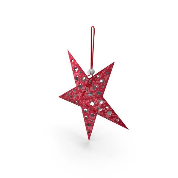 Thumbnail for Star Ornament
