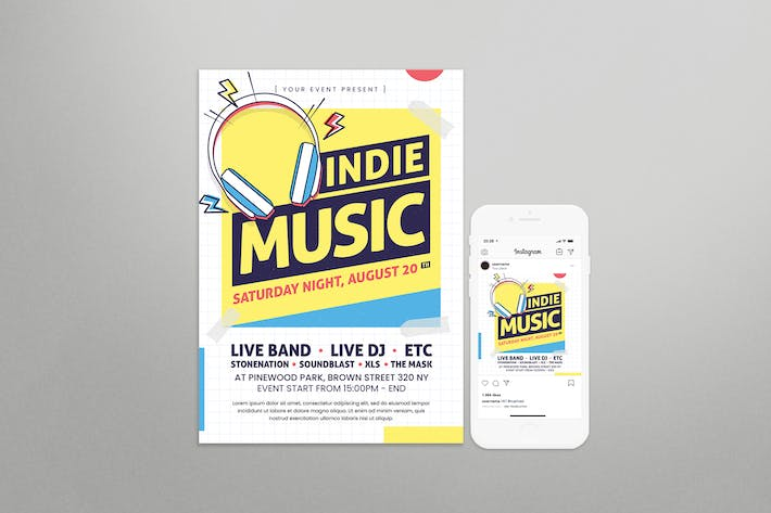 Thumbnail for Music Event