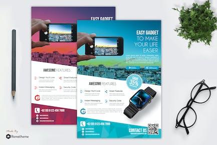 Product Promotion Flyer vol. 01 HR