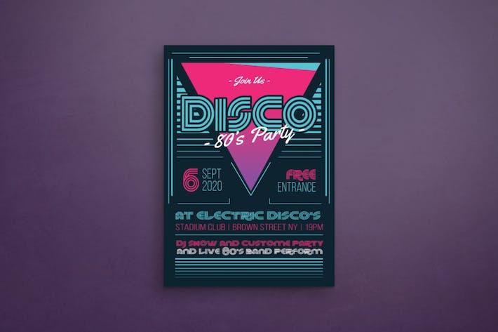 Thumbnail for Disco Party