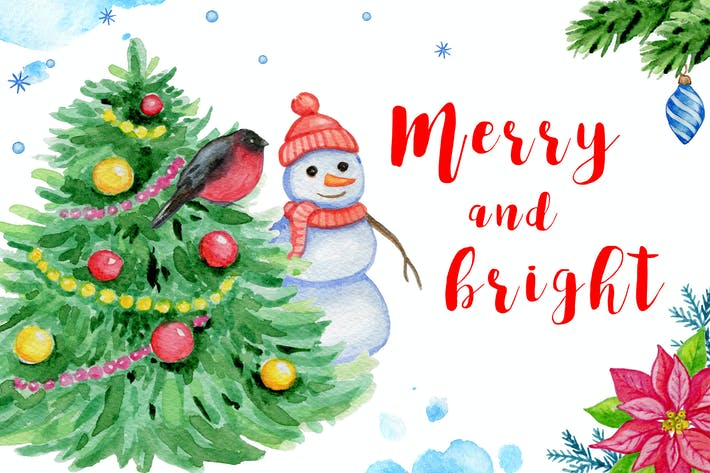 Thumbnail for Merry and Bright Design Kit