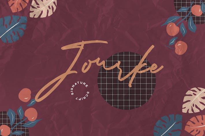 Thumbnail for Jourke - Signature Script