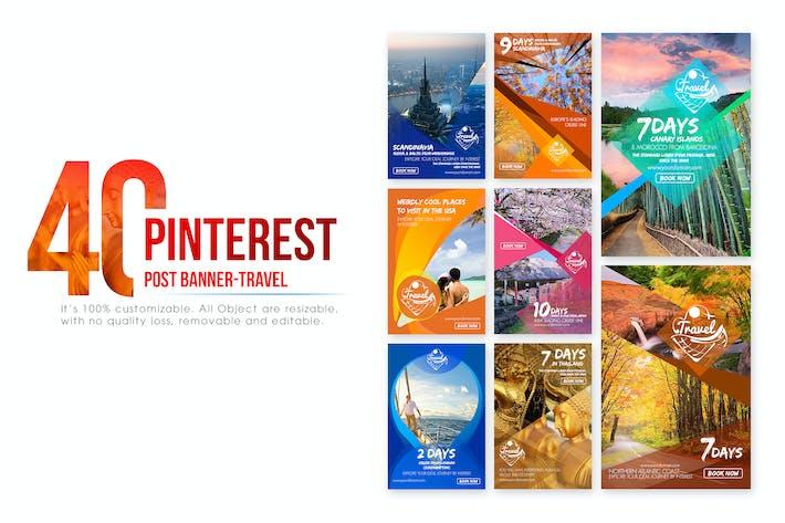Thumbnail for 40 Pinterest Banner-Travel