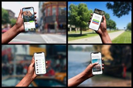 iPhone 11 Pro Mockup - Vol 06