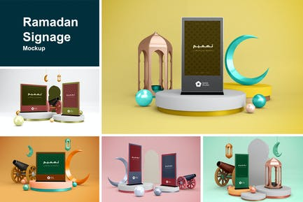 Ramadan Signage