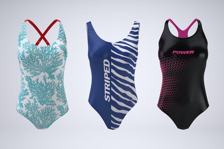 Swimsuit Mock-Up