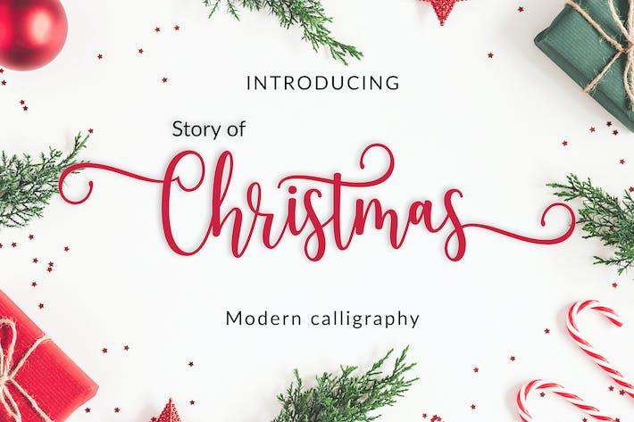 Thumbnail for Histoire de Noël