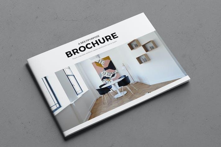 Thumbnail for Creative Multipurpose Brochure