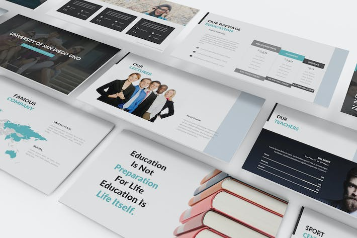 Download 107 powerpoint education presentation templates thumbnail for university and education powerpoint template toneelgroepblik Image collections