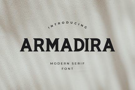 ARMADIRA Display