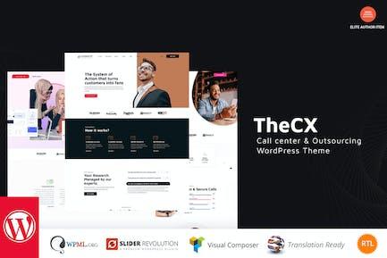 TheCX - Customer Experience WordPress Theme