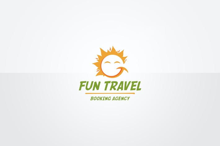 Cover Image For Travel Agency Logo Template