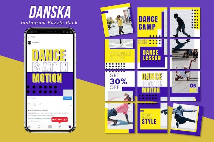 Thumbnail for Danska - Instagram Puzzle Pack