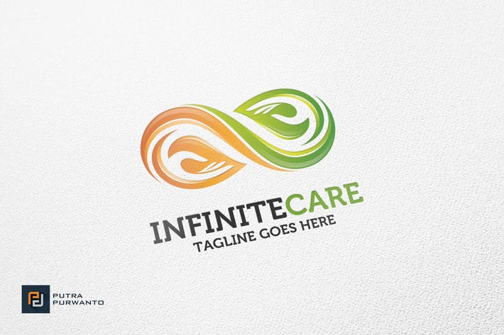 Thumbnail for Infinite Care - Logo Template