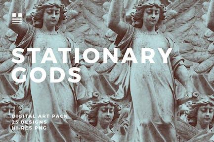 Stationary Gods