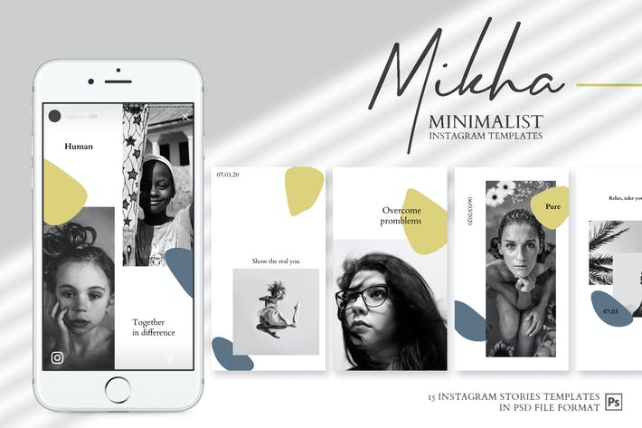 Thumbnail for Mikha Instagram Stories