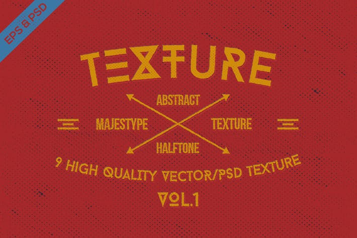 Thumbnail for 9 Texture demi-ton abstraite VOL.1