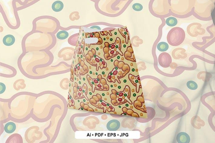 Thumbnail for Motif pizza sans couture