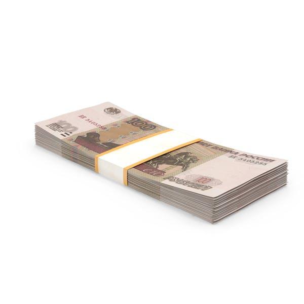 Thumbnail for Nota de 100 Rublo