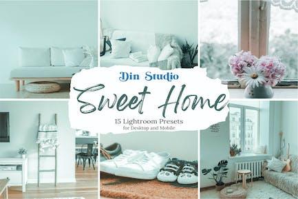Sweet Home Lightroom Presets