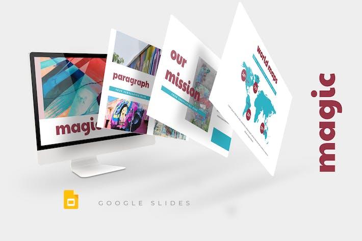Thumbnail for Magic - Google Slides Presentation