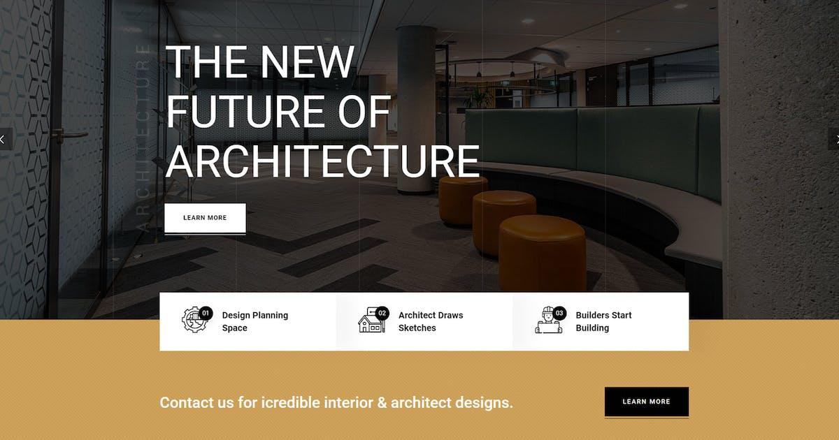 Download Kitecx - Architecture & Interior WordPress Theme by gavias