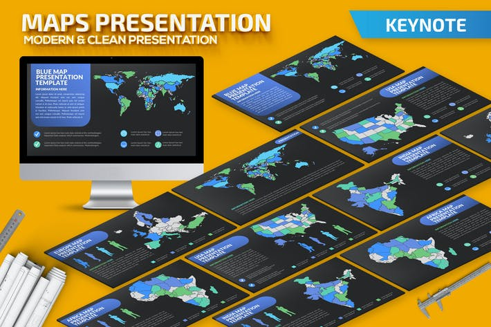 Thumbnail for Maps Keynote