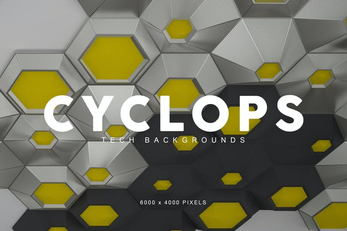 Thumbnail for Cyclops Tech Backgrounds