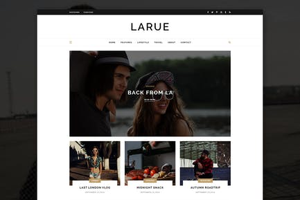 Larue - Stilvoller Blog