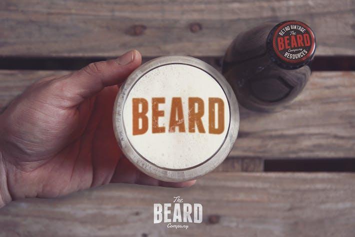 Thumbnail for Beer Head | Logo