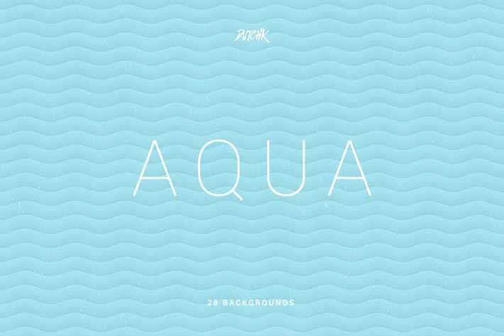 Thumbnail for Aqua | Soft Abstract Wavy Backgrounds