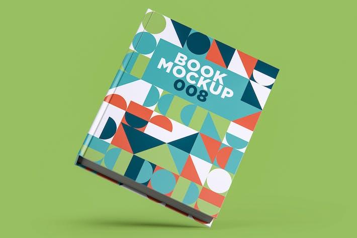 Book Mockup 008
