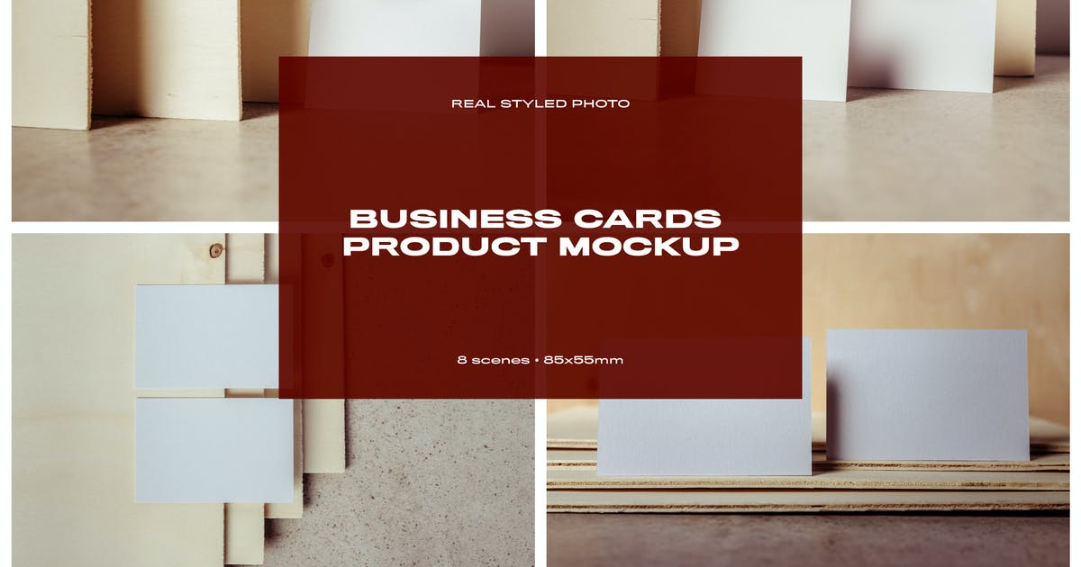 Download Business Card Mockup by Digital_infusion