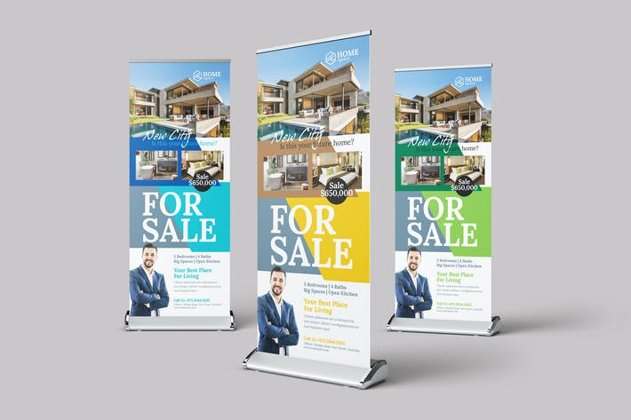 Thumbnail for Real Estate Rollup Banner