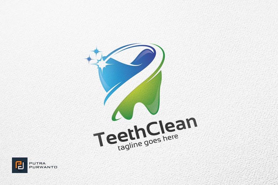 Teeth Clean / Dental - Logo Template