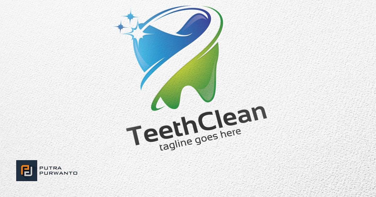 Download Teeth Clean / Dental - Logo Template by putra_purwanto