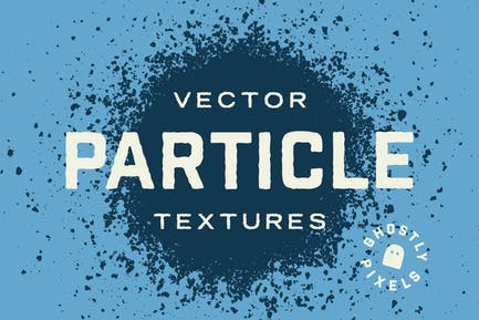 10 Vector Particle Textures