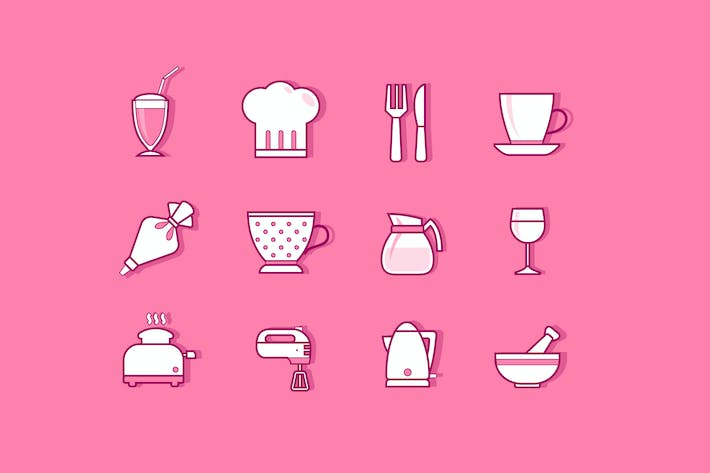 Thumbnail for Get Cooking Icons