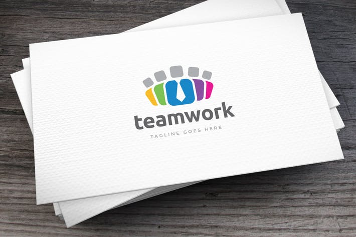 Thumbnail for Teamwork_Logo_Template