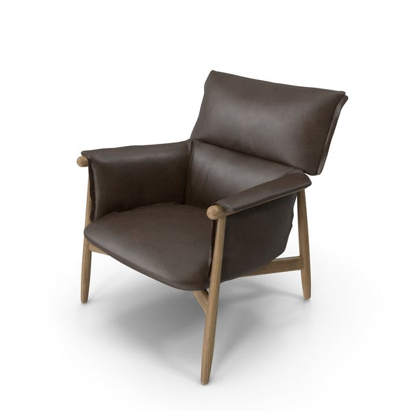 Lounge Chair Brown