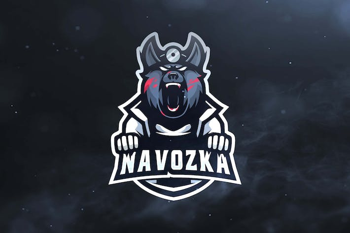 Thumbnail for Dr Wolf Sport and Esports Logos