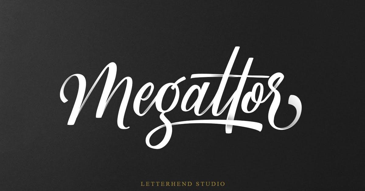 Download Megattor Script by letterhend