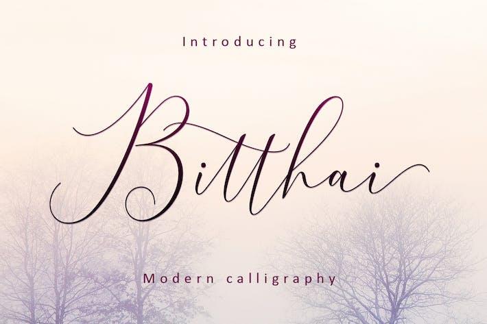 Thumbnail for Bitthai Script