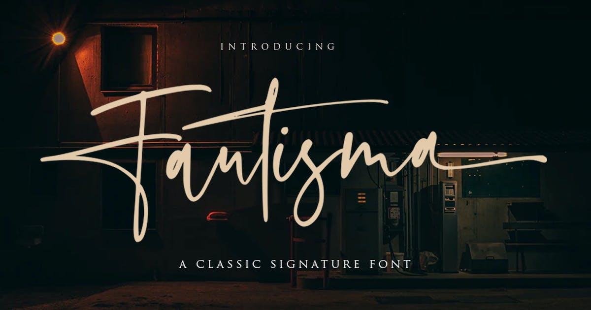 Download Faustima Handwritten Font by vultype