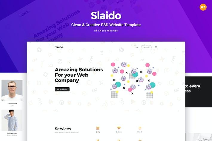 Thumbnail for Slaido Websites - #3