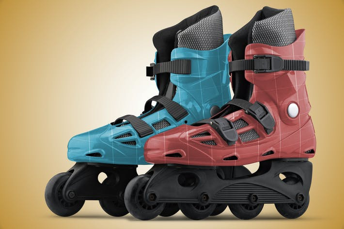 Thumbnail for Roller_Skate-Mockup