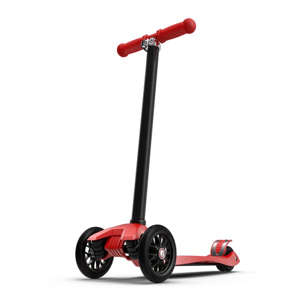 Thumbnail for Kids Three Wheeled Scooter