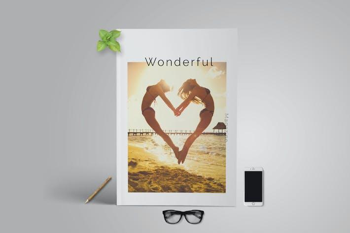 Thumbnail for Wonderful Magazine