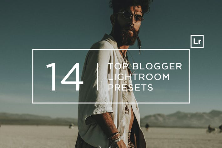 Thumbnail for 14 Top Blogger Lightroom Presets
